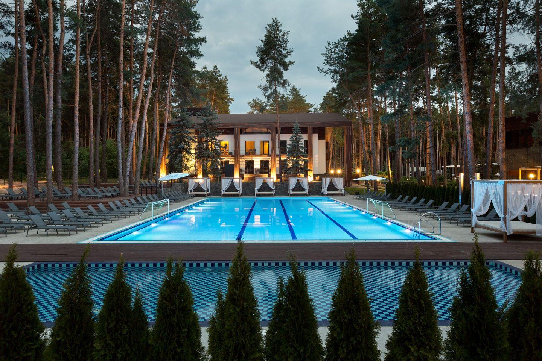 Места для медитаций в Украине Verholy Relax Park