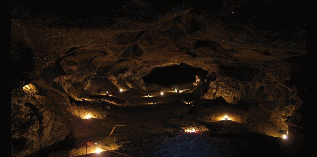 Пещера Оптимистическая