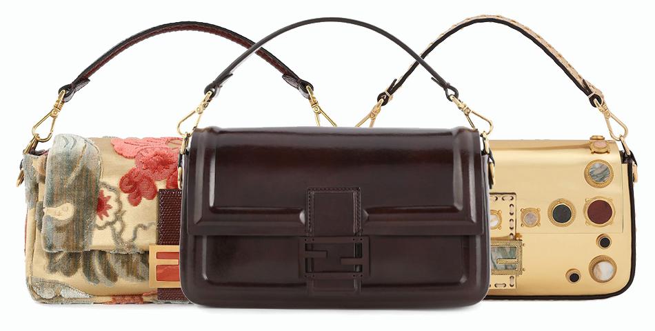 сумки Fendi в новом проекте Hand In Hand