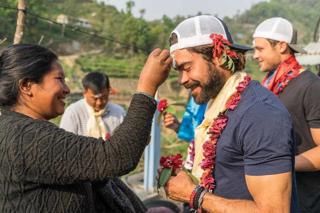 Непал актер отдыхает