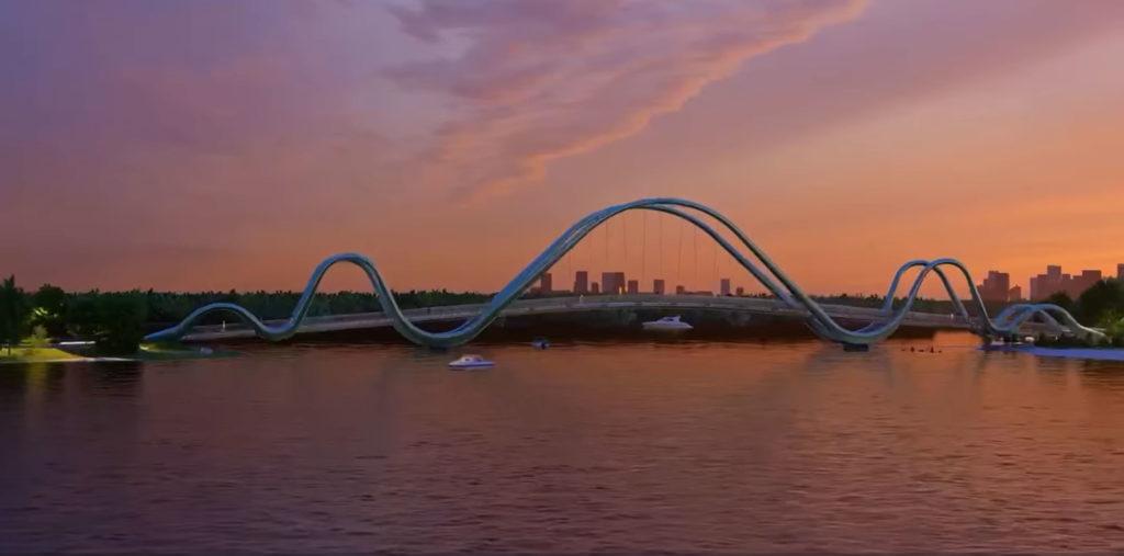 В Киеве построят еще один мост