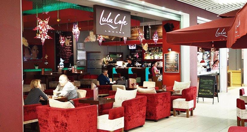 Кафе Le Café Lulu