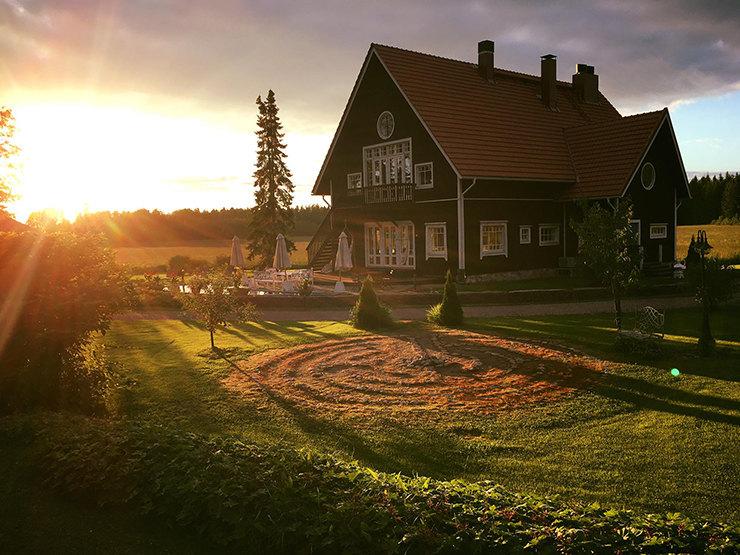Villa Mandala Manor & Resort ТОП-10 ретрит-отелей