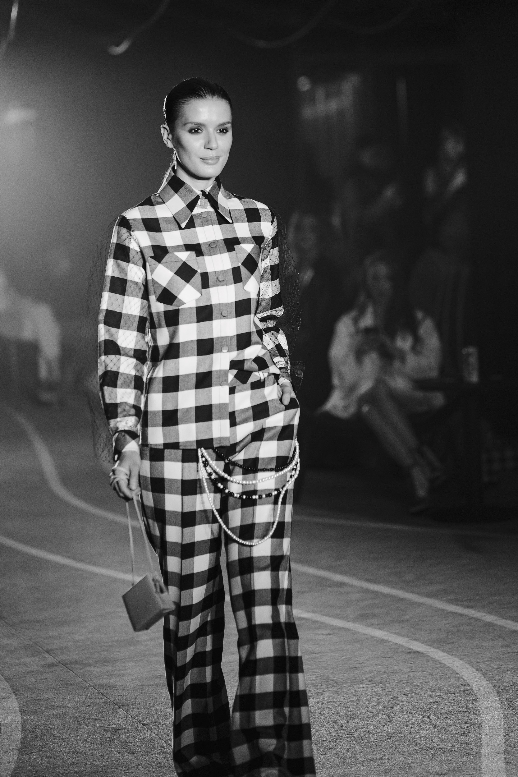 коллекция мода показ Iva Nerolli коллекцию