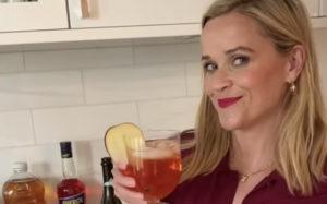 коктейль с яблочным сидром риз уизерспун