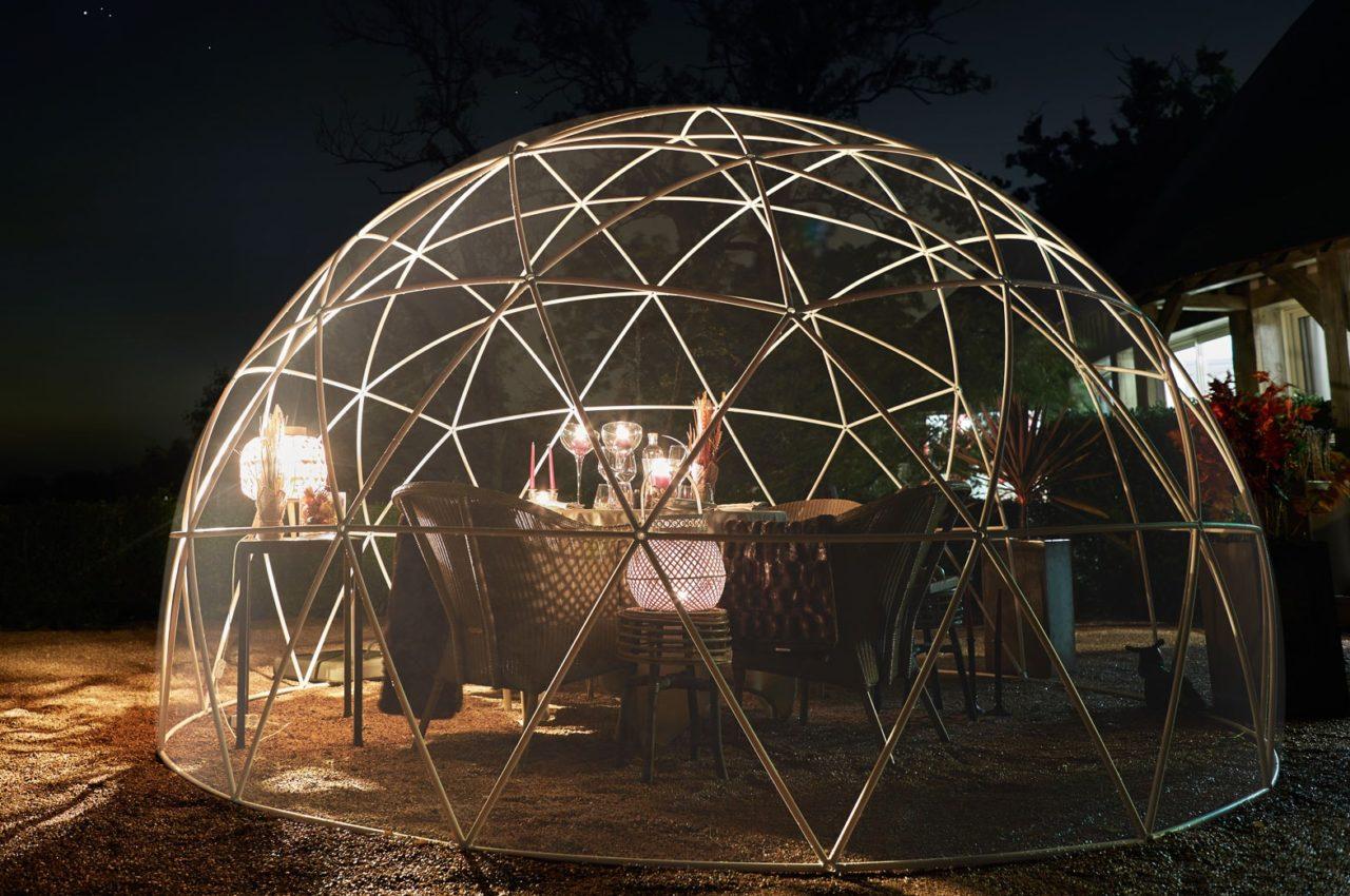 ресторан под куполом нормандия