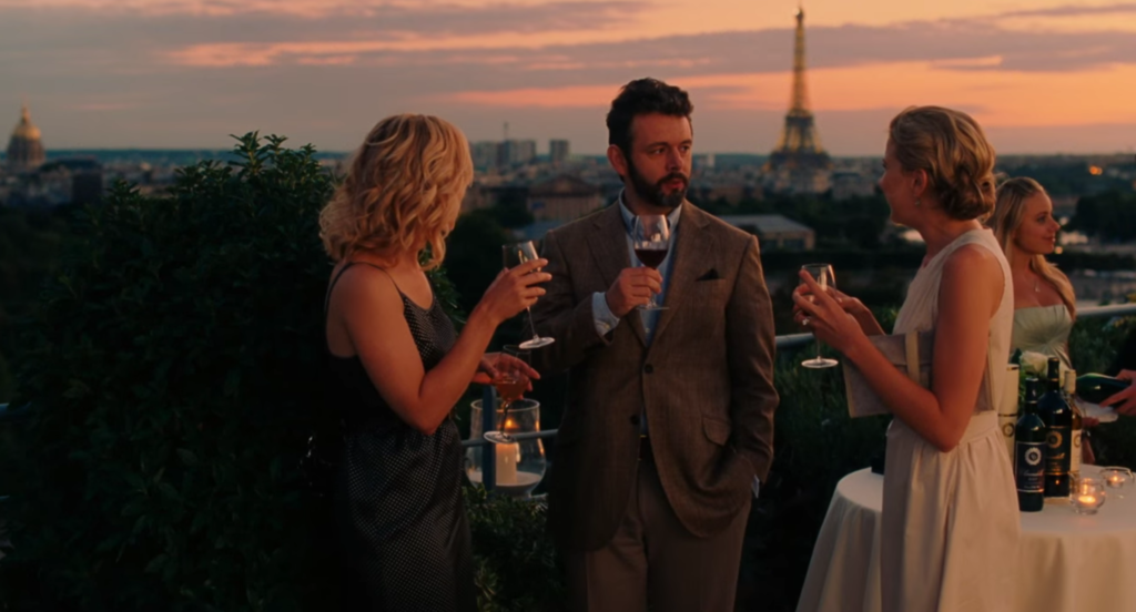 фильмы о Париже