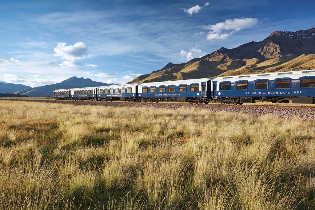 Время дороги: самые роскошные поезда мира