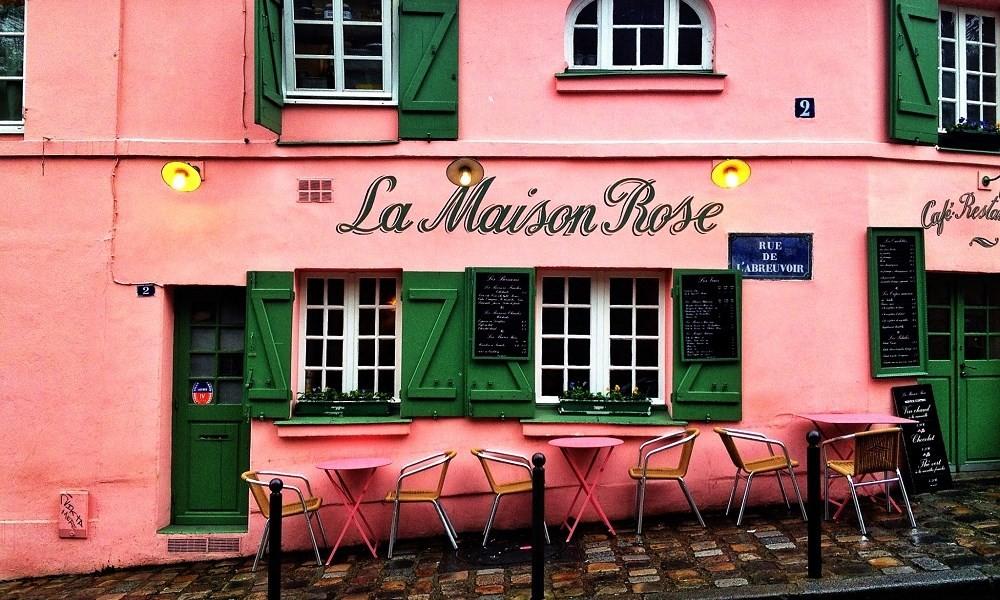 Ресторан La Maison Rose