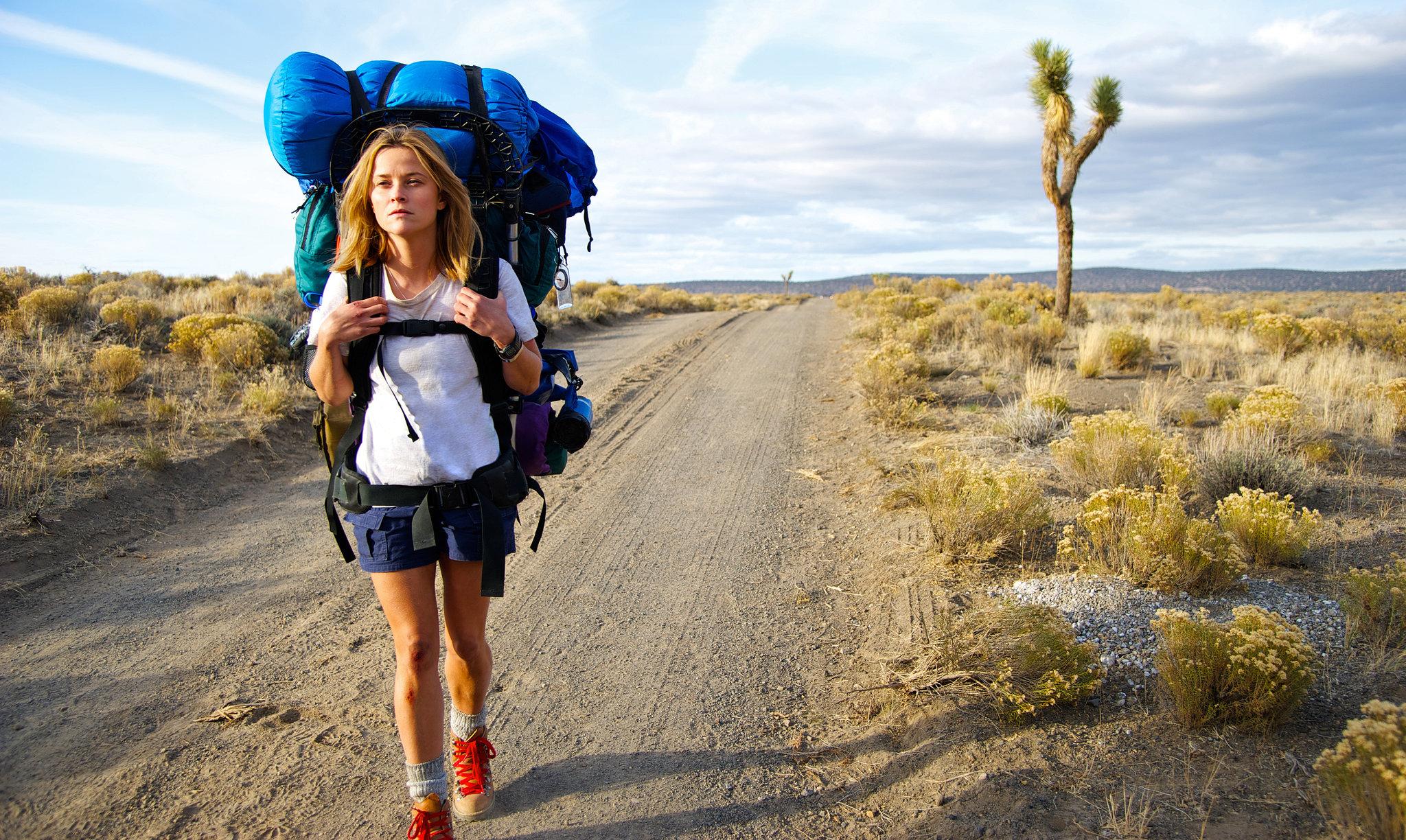 Дикая фильм - фильмы о путешествиях в одиночку