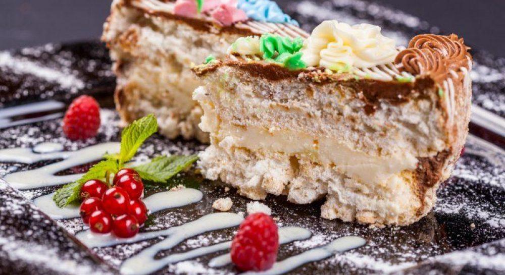 рецепты любимых блюд Киевский торт