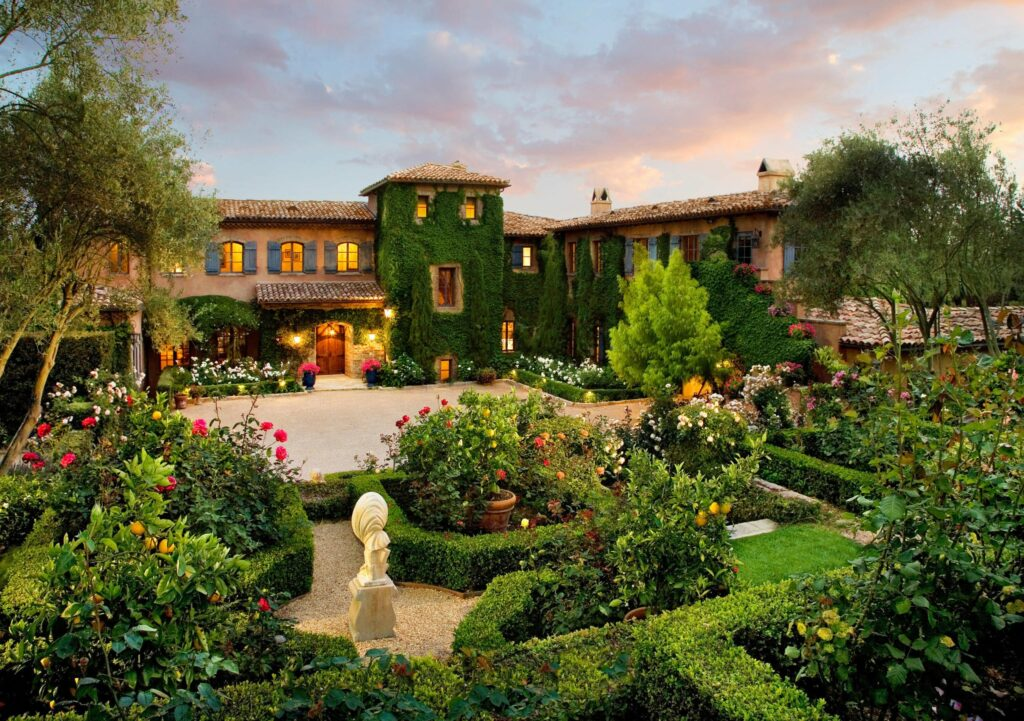 Дом принца Гарри и Меган Маркл в Лос-Анджелесе