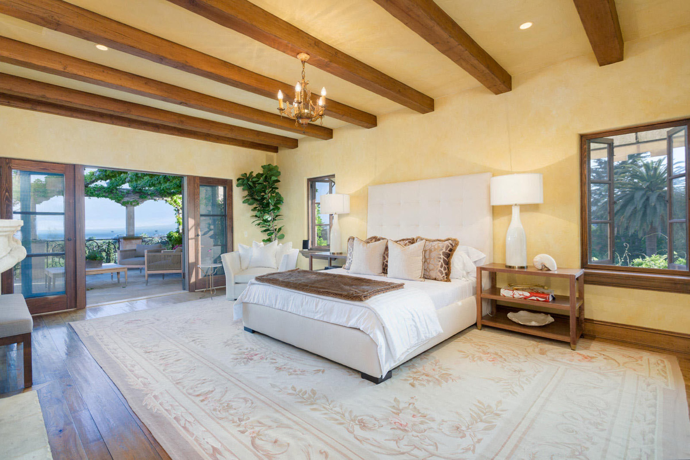 особняк дом принца Гарри и Меган Маркл