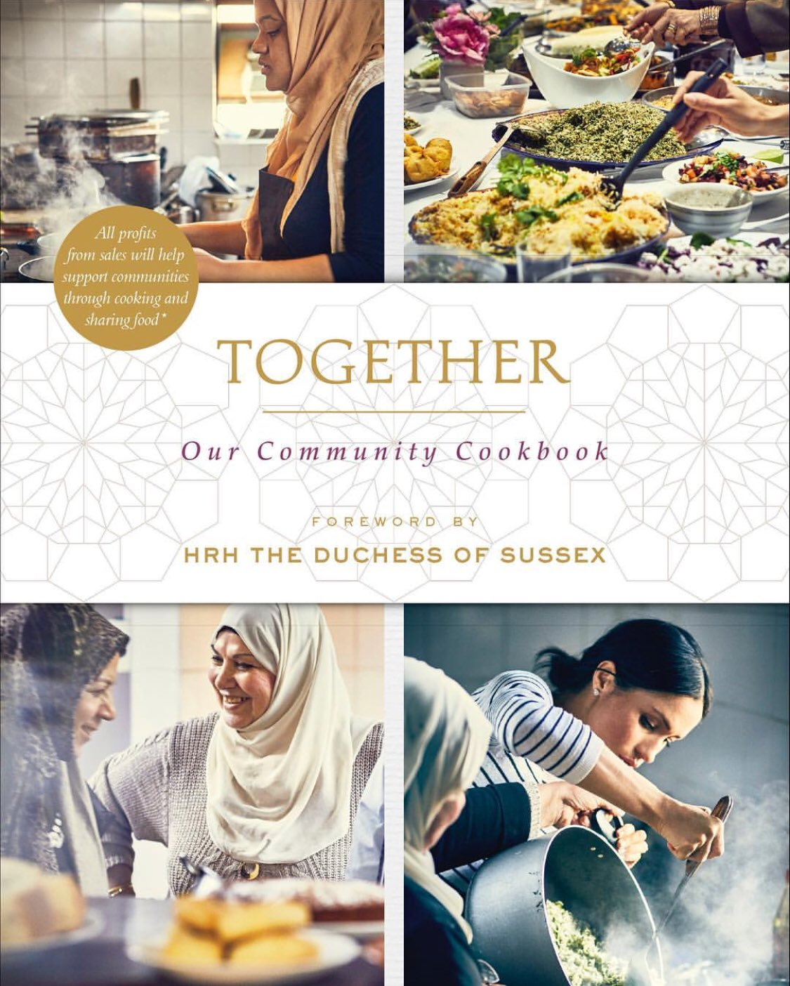 Меган Маркл, «Together: Our Community Cookbook»