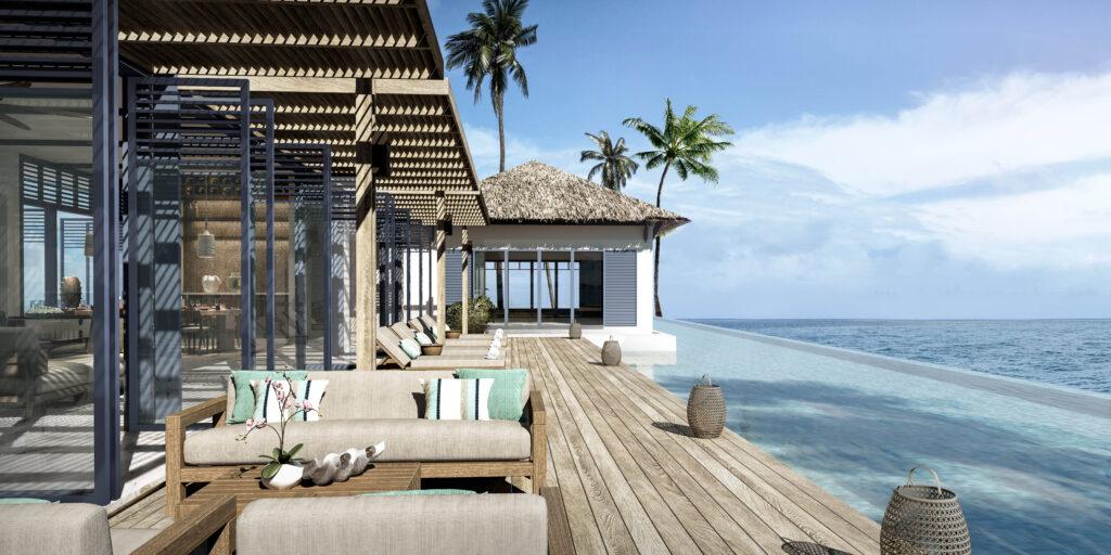Мальдивы мечты: как выглядит курорт за 1 миллион долларов