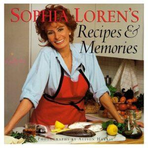 Софи Лорен, «Recipes&Memories»