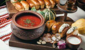 Кулинарная карта: какие блюда готовят в Украине