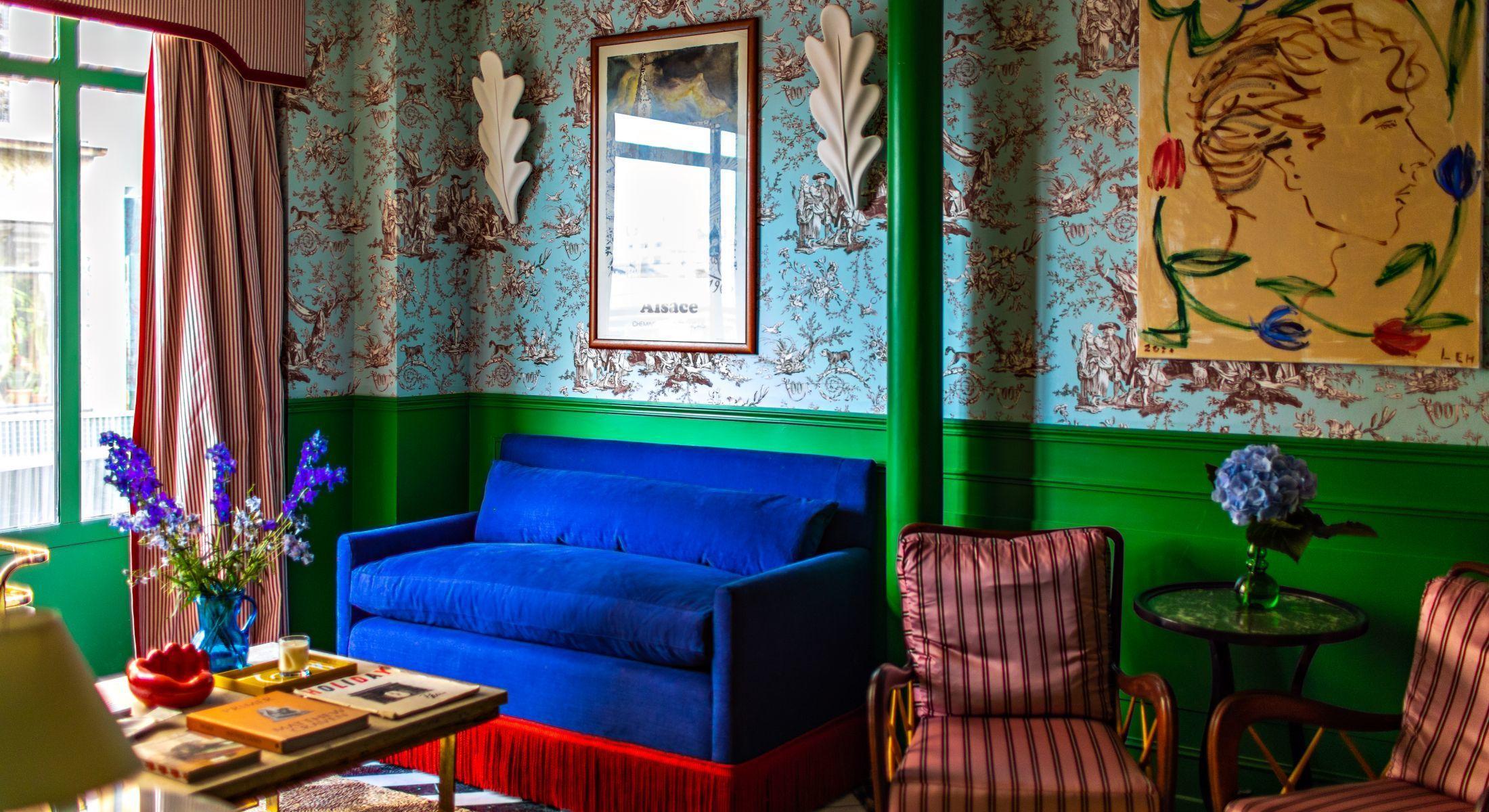 Les Deux Gares 10 лучших отелей