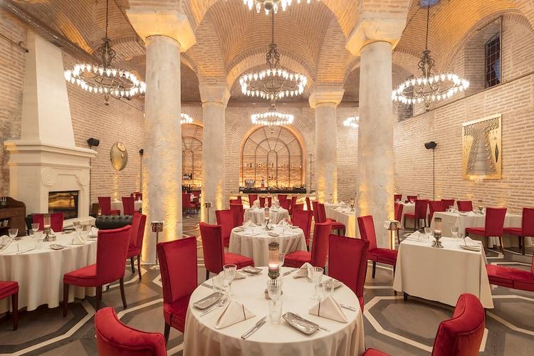 Sarniç Fine Dining Restaurant рекомендации Ирины Веденеевой