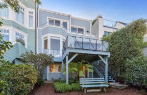 Как выглядит дом Вайноны Райдер в Сан-Франциско