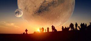 SpaceX доставит людей на Марс в 2026 году