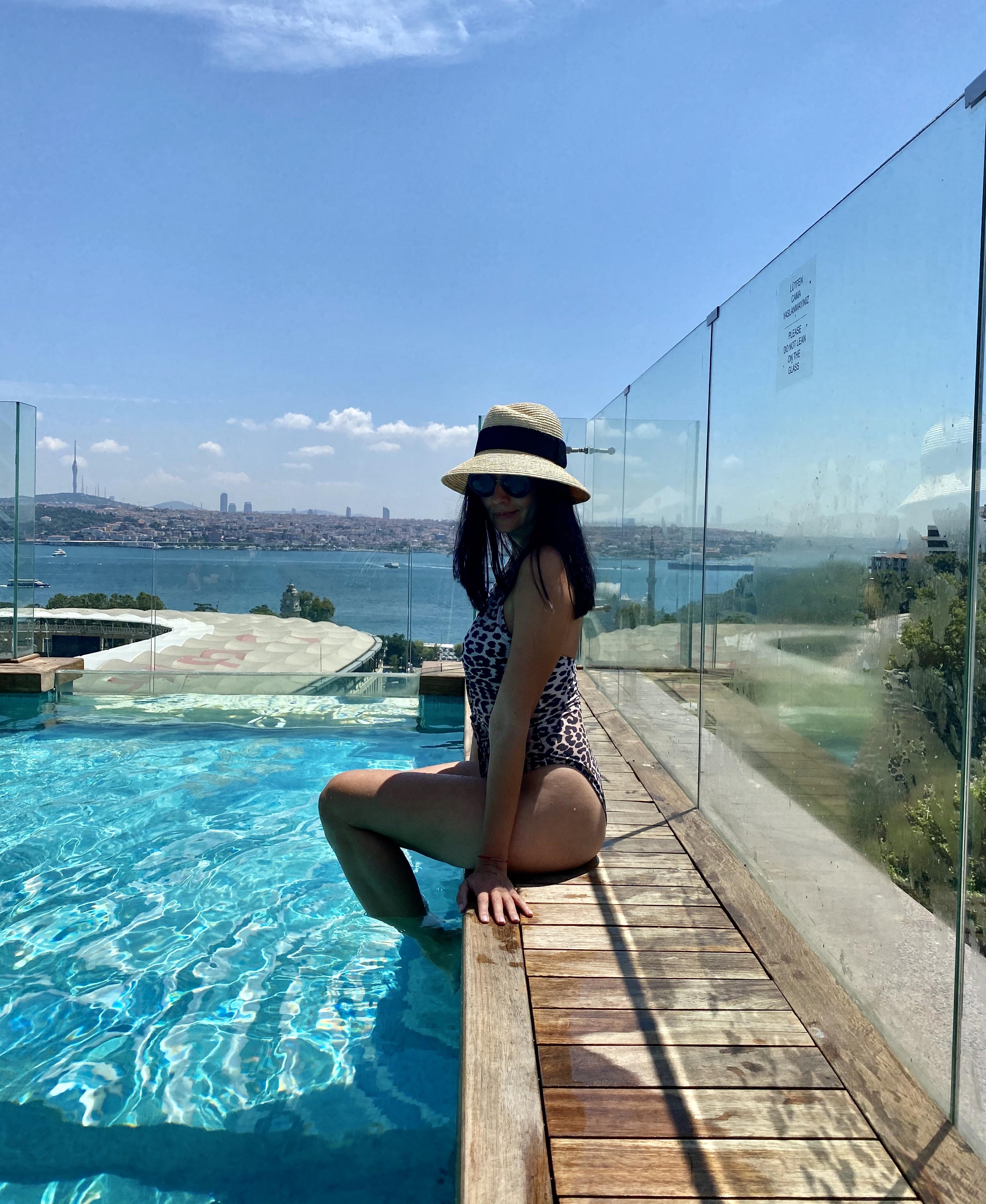 рекомендации Ирины Веденеевой: The Ritz Carlton Istanbul