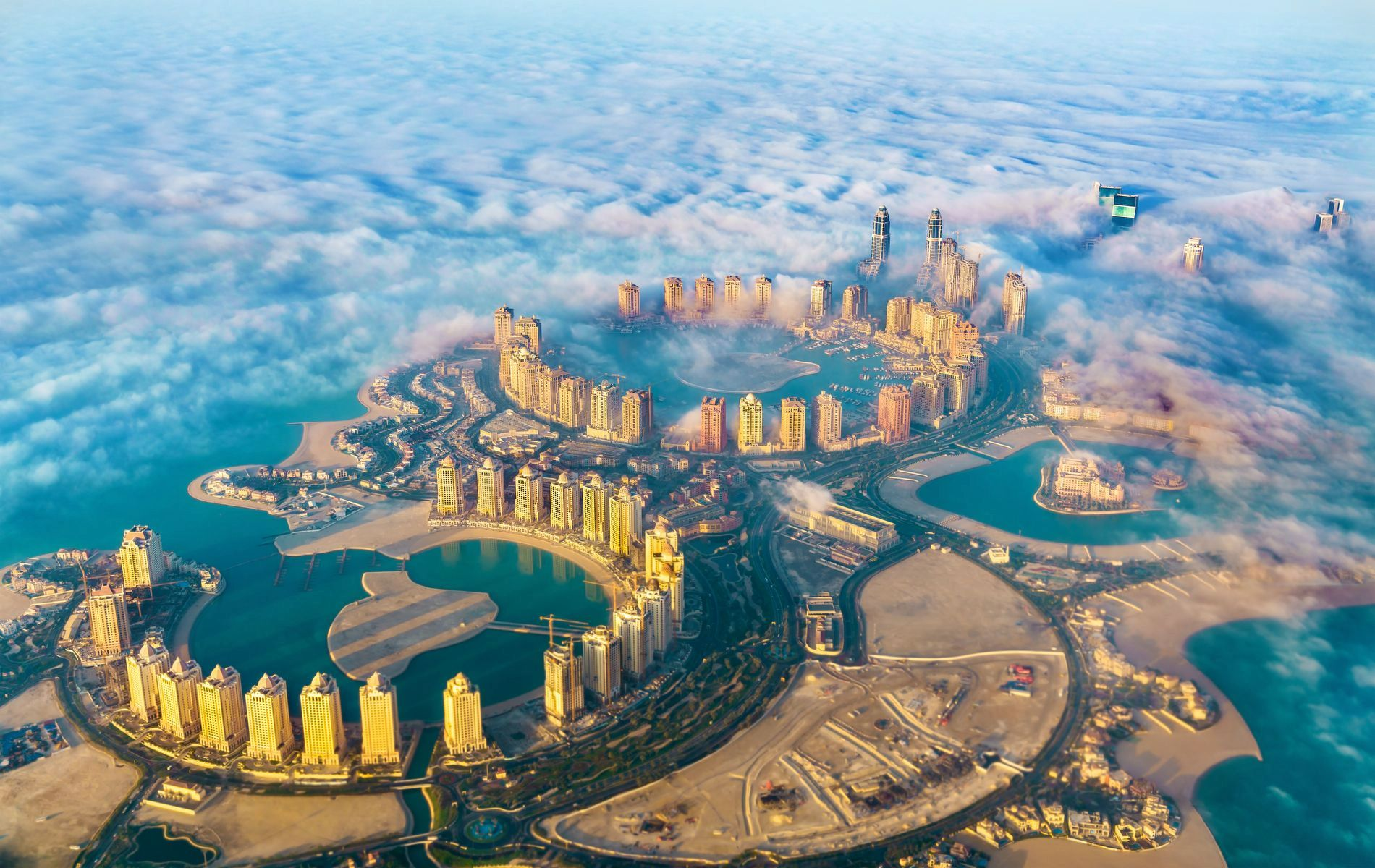 Катар отели