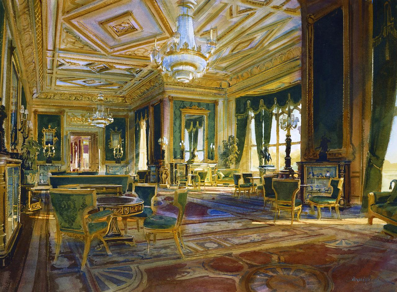 дворец Елизаветы