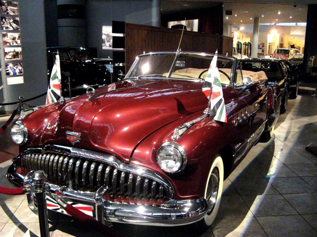 королевские автомобили