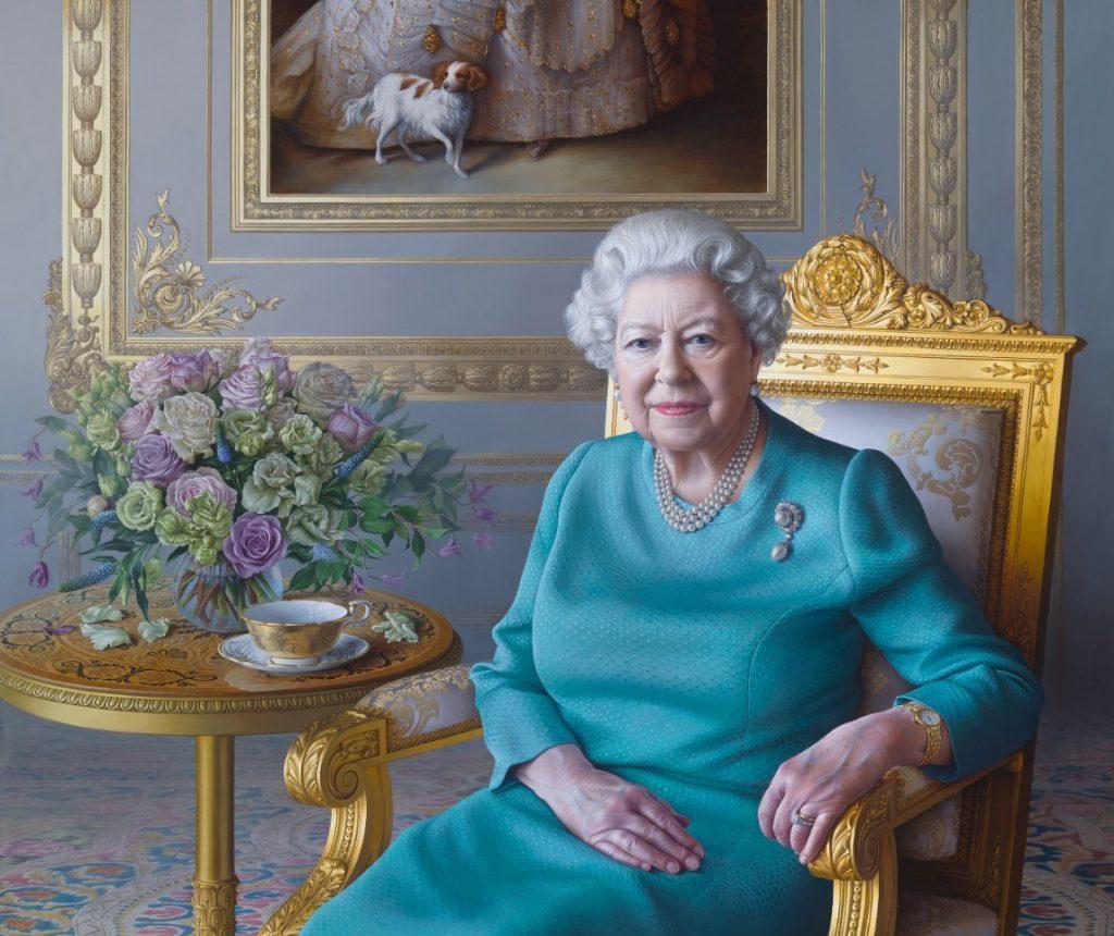 день рождение королевы