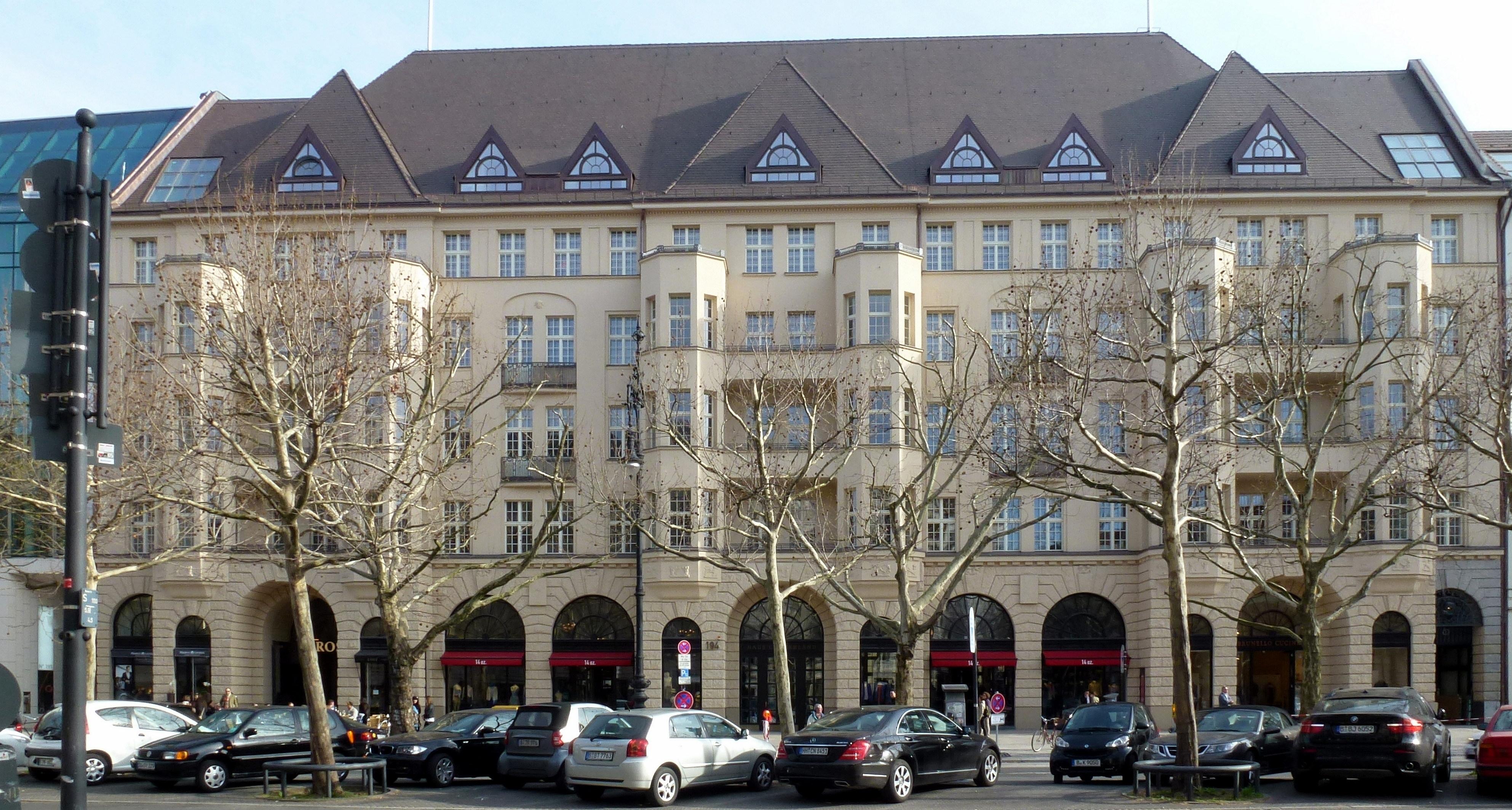 Отель Haus Cumberland