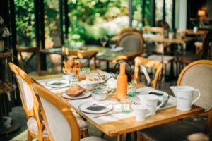 Côté Saisons: Restaurant et chambres d'hôtes de charme