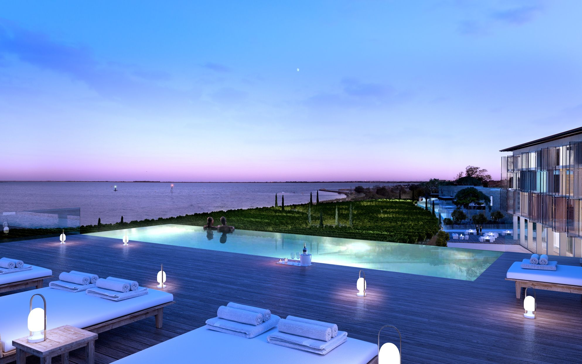 LUX* La Baraquette Resort & Residences