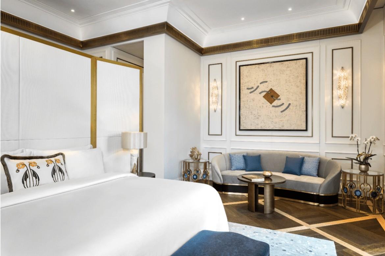 Maria Klotild Royal Suite