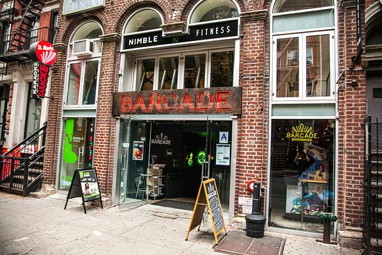 Barcade Бар и Развлекательный центр
