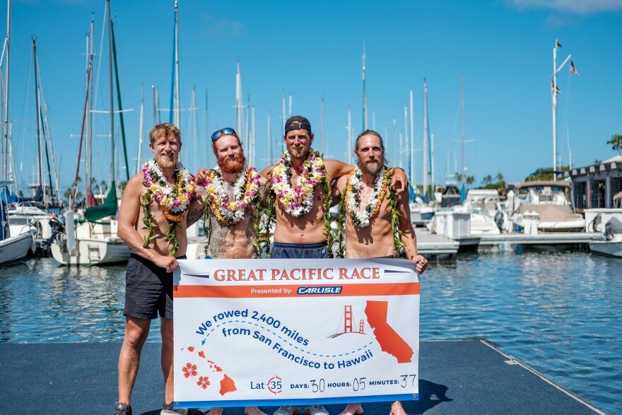 Great Pacific Race